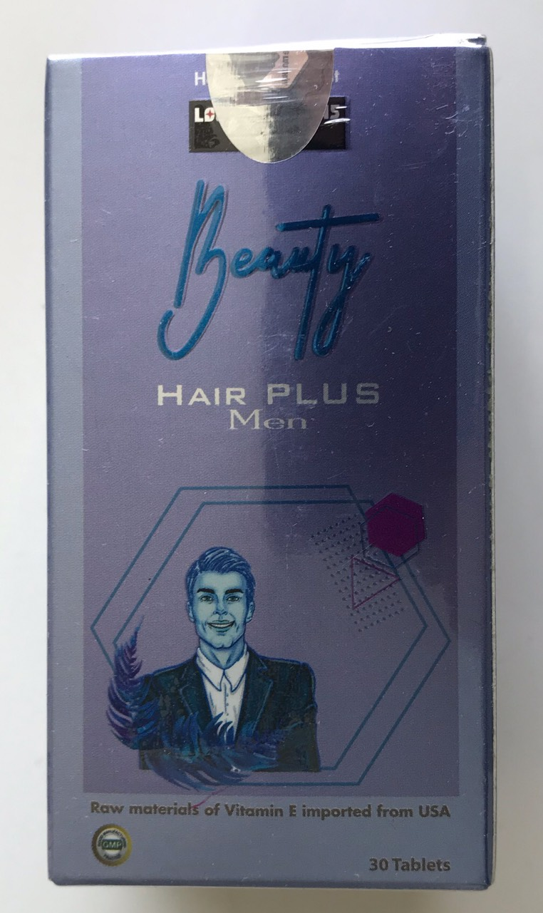 Beauty Hair Plus Men